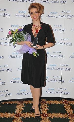 Premiul Femeia anului 2008